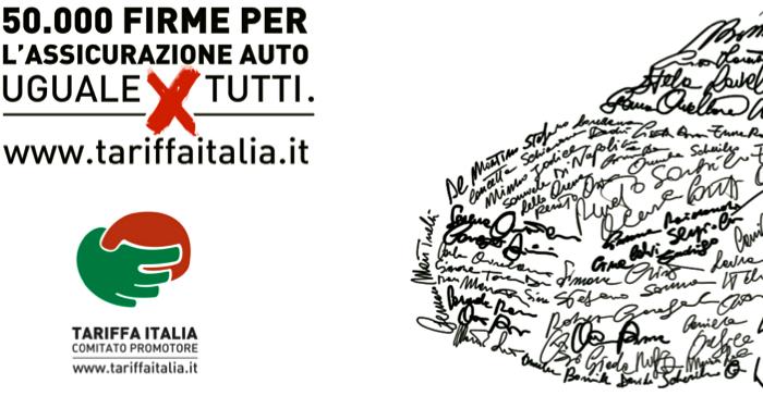 tariffa italia