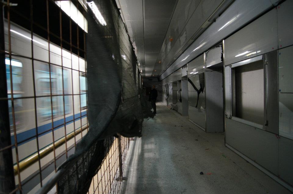 MetroCampania Nord Est la linea che non ce