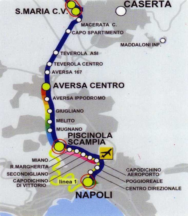 Immagine 1 cartina MCNE
