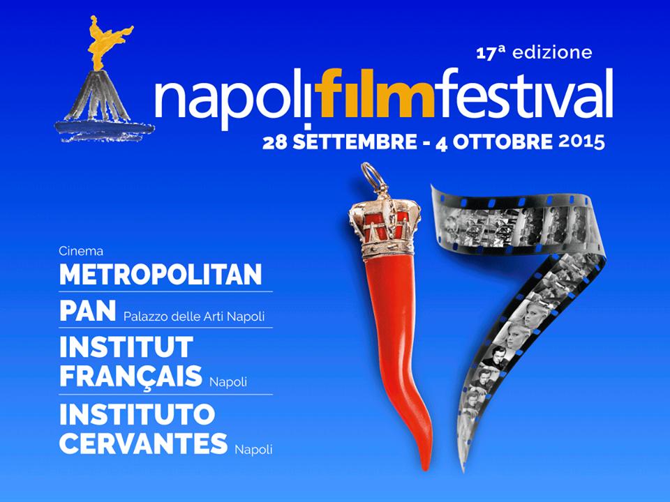 2015.10.01 - Al via la XVII edizione del Napoli Film Festival