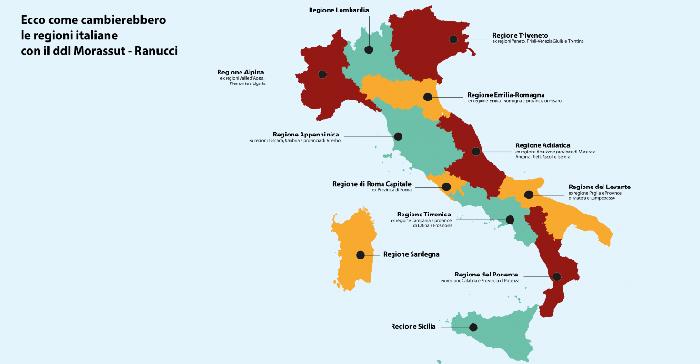italia regioni morassut-