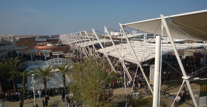Tensostruttura Expo