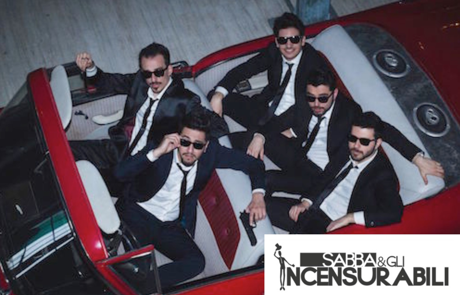 2016.01.07 - NMN 8 Sabba  Gli Incensurabili