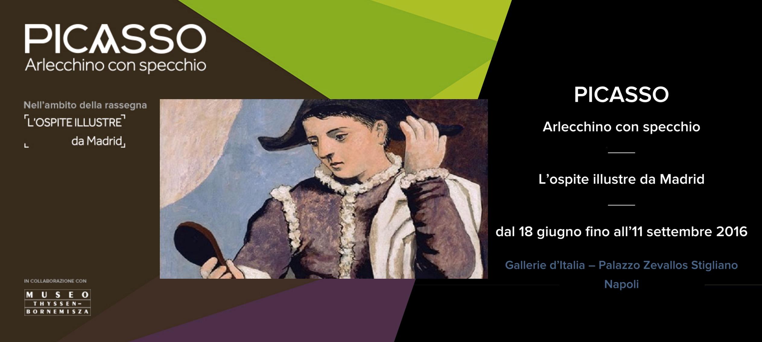 2016.06.16 - Mostra Picasso Arlecchino allo specchio