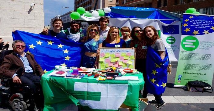 foto ufficale GFe sezione Napoli