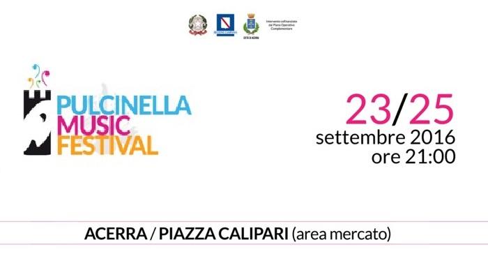 pulcinella music festival 2016 acerra
