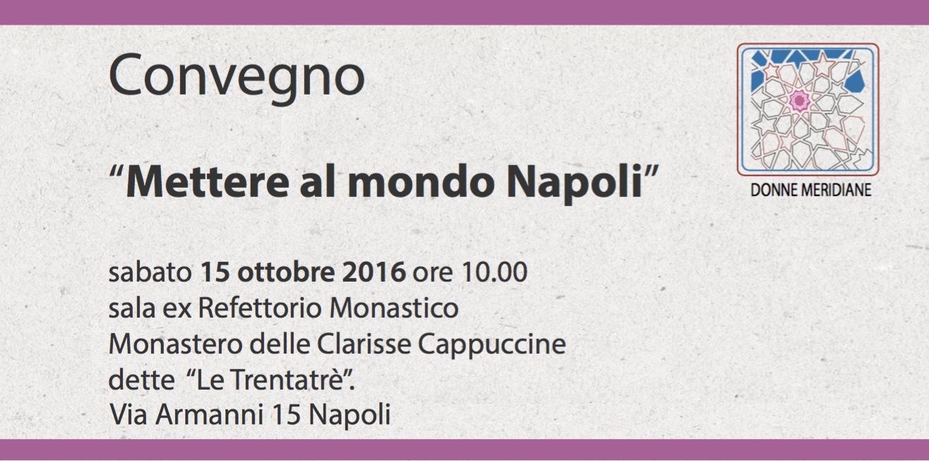 Donne Meridiane Convegno 2016.10.15 FB banner 1
