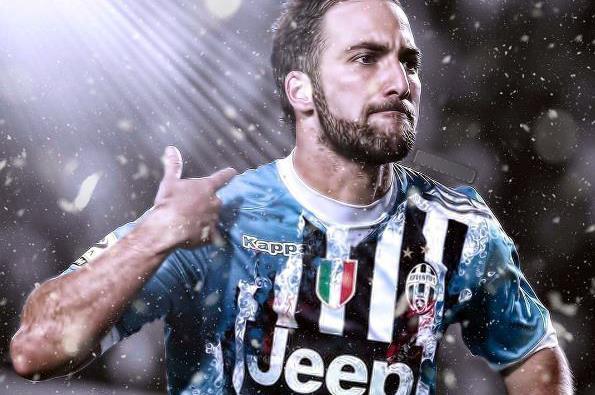 Higuain Juve Napoli