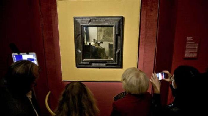 Vermeer a Capodimonte
