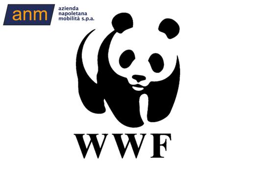 2017.01.19 Lallarme del WWF Napoli in vista del nuovo piano industriale ANM