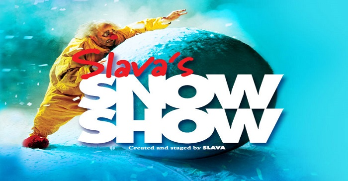5. Slavas Snowshow at Southbank