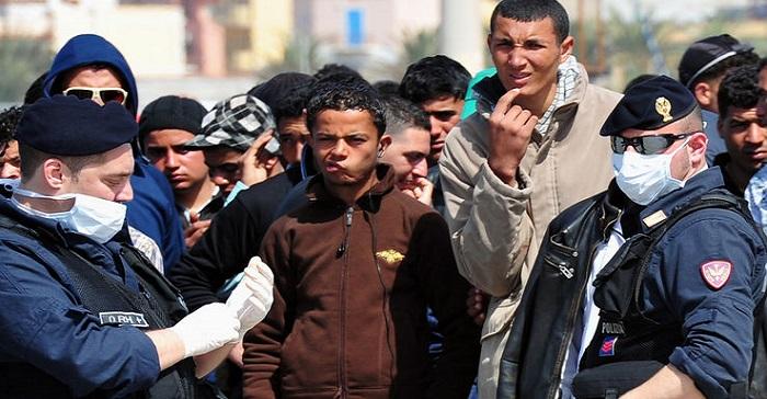 sorrento migranti