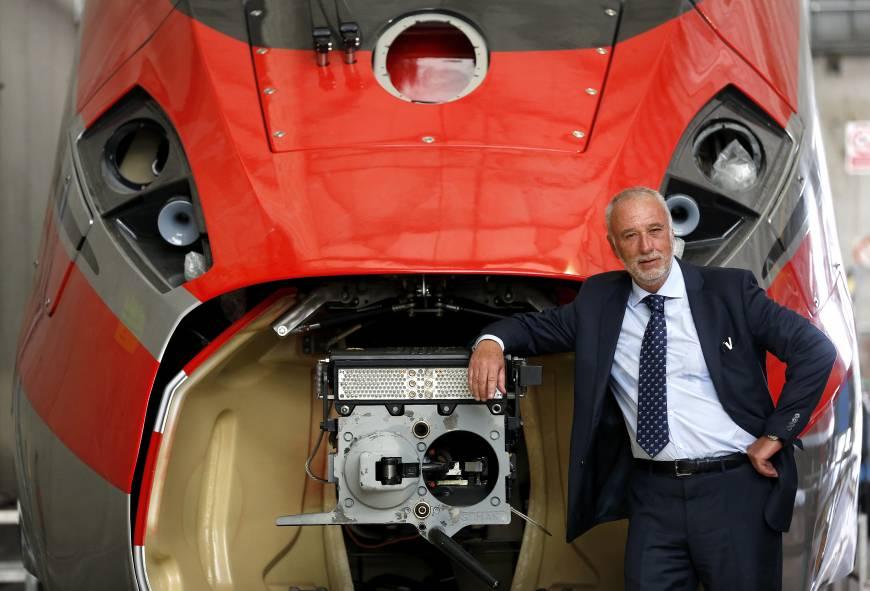 2017.02.16 Da Napoli al Giappone intervista a Maurizio Manfellotto AD di Hitachi Rail Italy