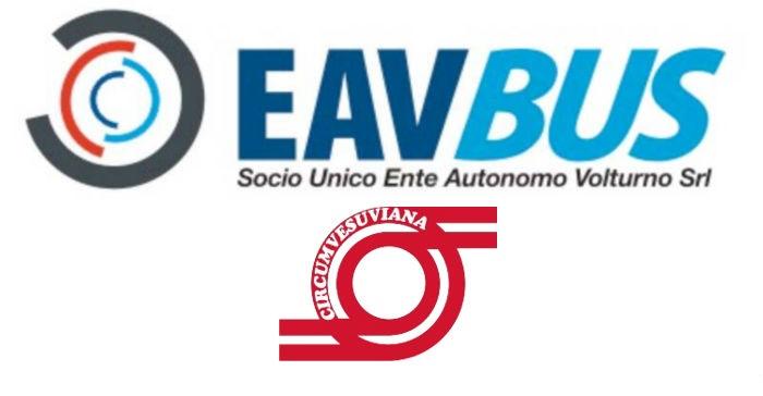 EAV circumvesuviana bus sepsa