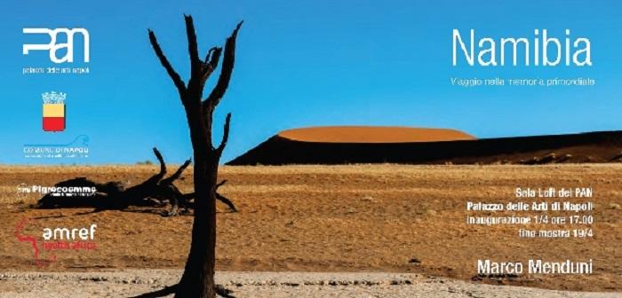 Namibia mostra PAN