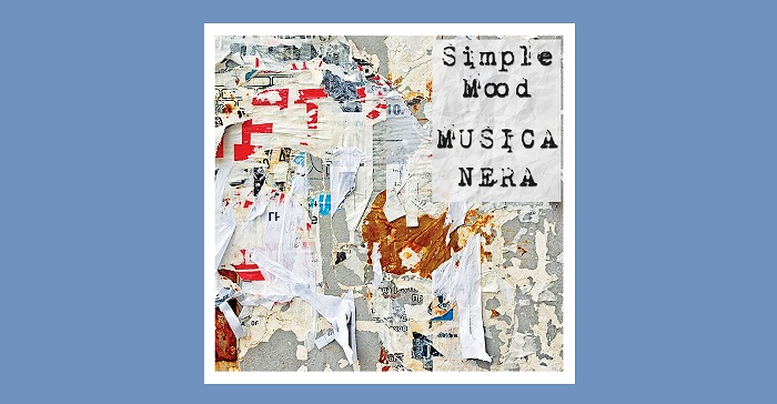 Cover simple mood musica nera