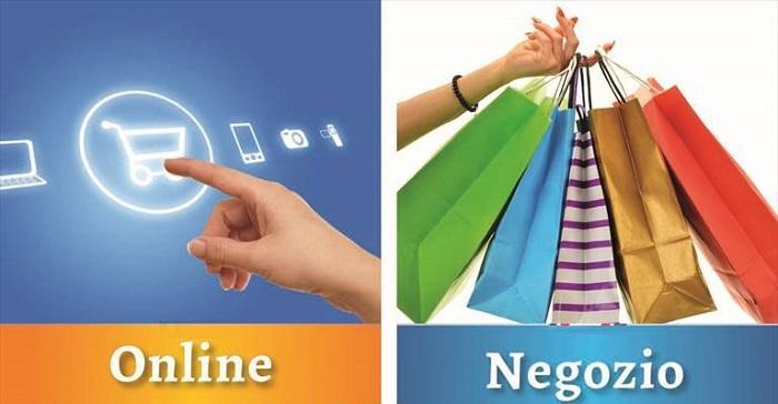 online o negozio