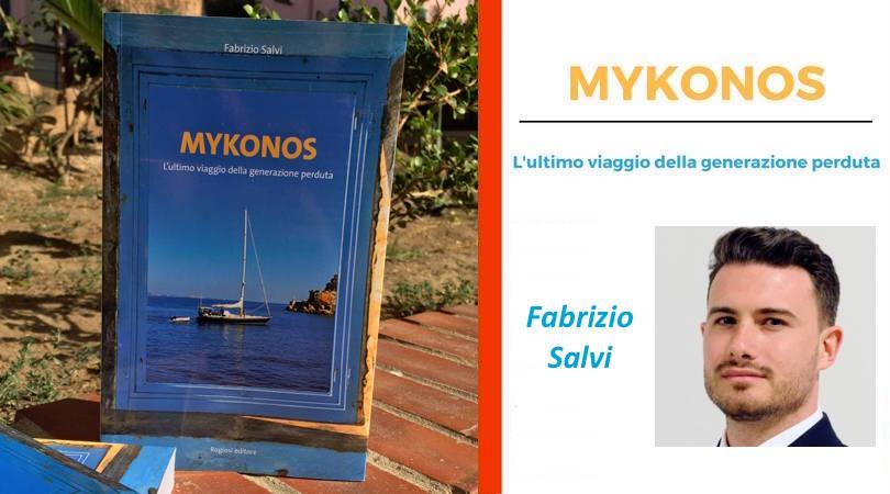 2017.08.02 Langolo del libro Mykonos di Fabrizio Salvi