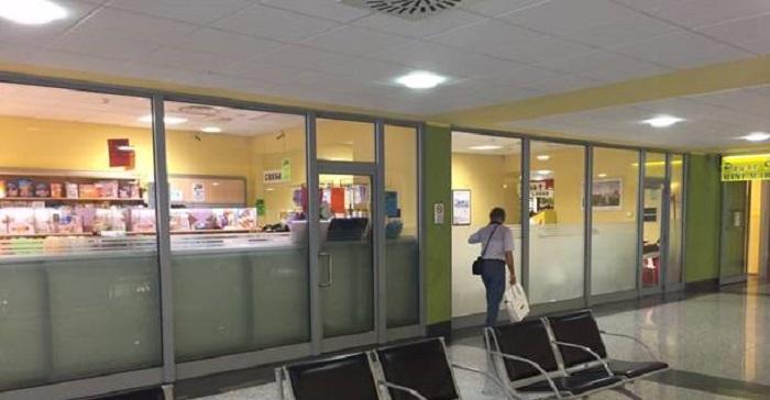 bar ospedale
