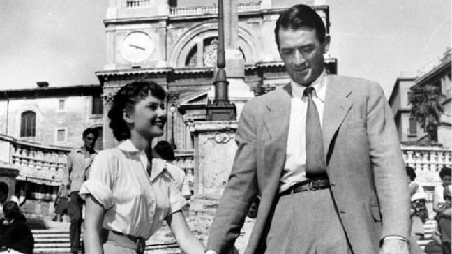 film romantici sentimetali Vacanze romane