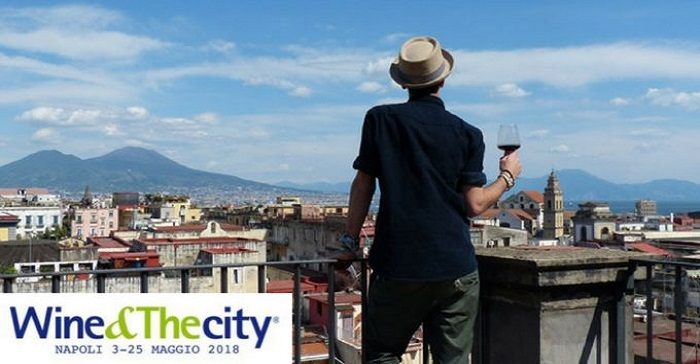 Wine The City 2018 a Napoli