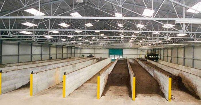 impianto di compostaggio Ponticelli