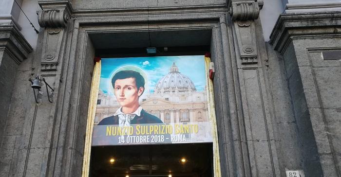 Santo Nunzio Sulprizio