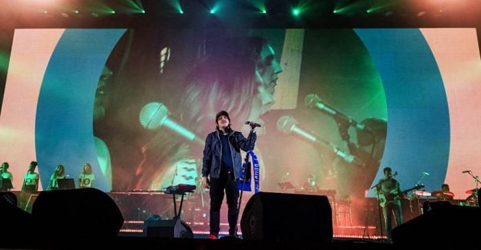 foto concerto calcutta latina 21 luglio 2018