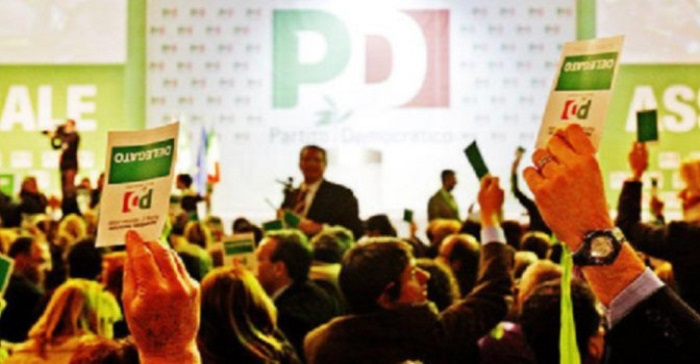 assemblea pd forma partito