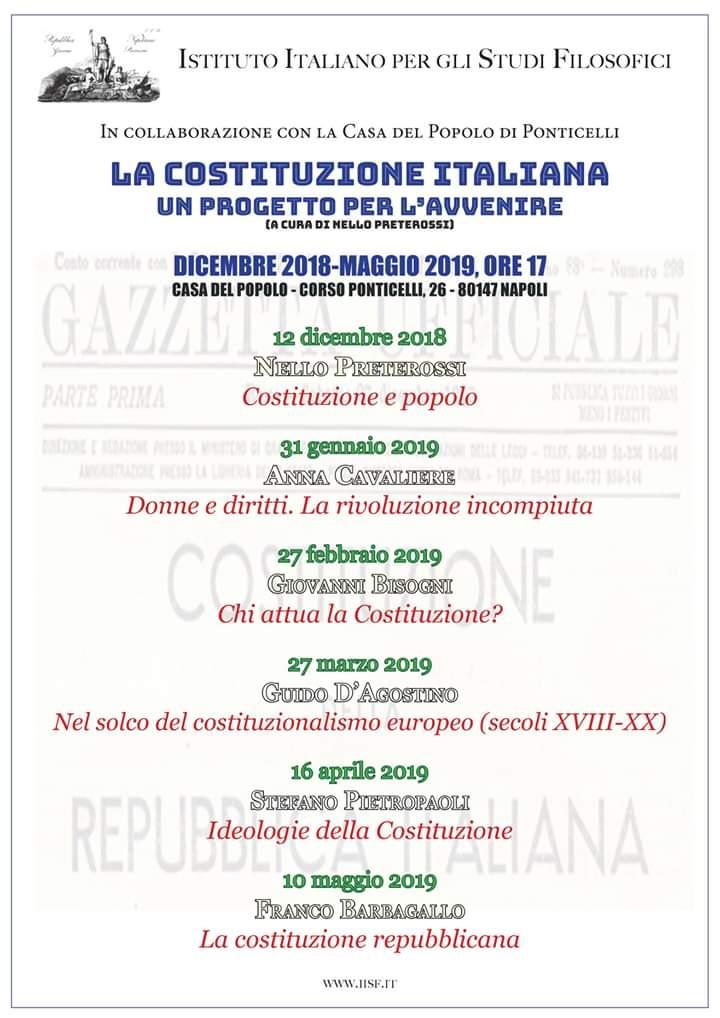 costituzione interno