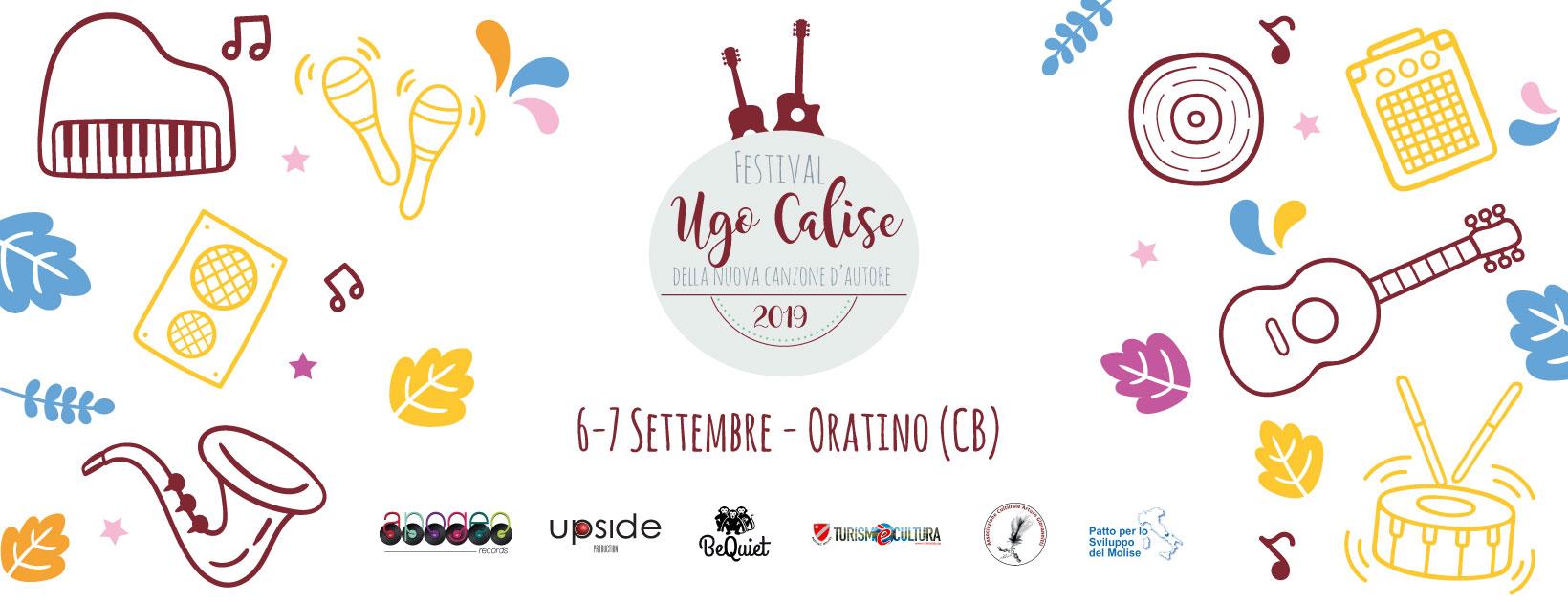 2019.08.29 Torna il Festival della Nuova Canzone dAutore Ugo Calise