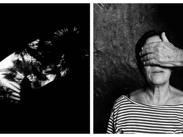 87289 Monica Biancardi Punti di Vista Intravisione 2017 Stampa su Fine art 50x50 x2 ed 1 di 3
