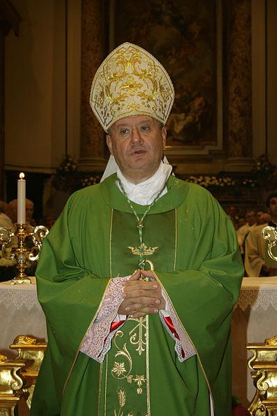 Antonio di Donna vescovo di Acerra insiediamento diocesi di Acerra