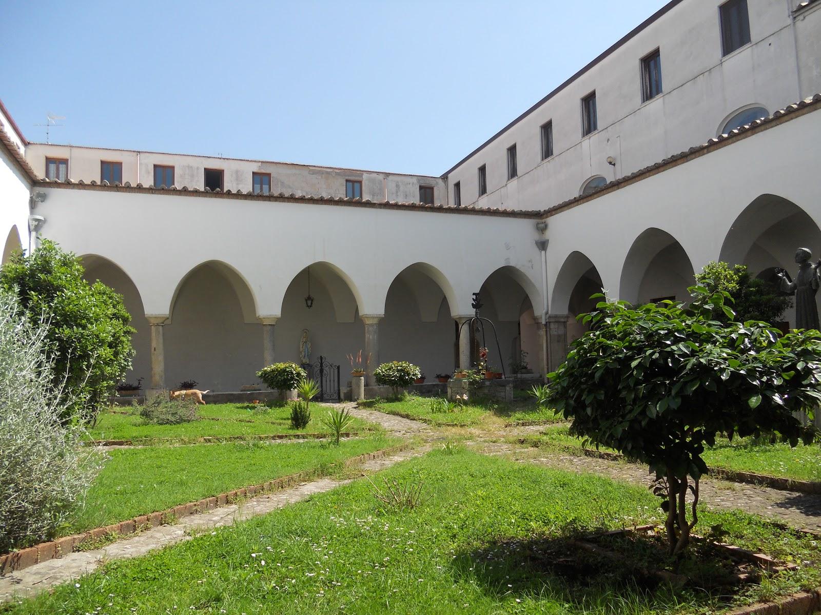 BENEVENTO chiesa e convento di san francesco detta della dogana 68839