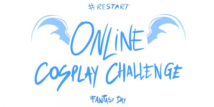Fantasy Day ONLINE COSPLAY 2021