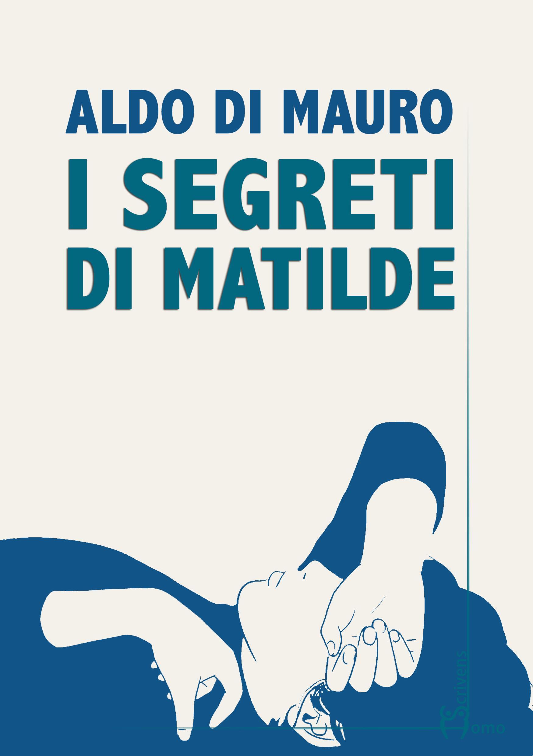 I SEGRETI DI MATILDE copertina