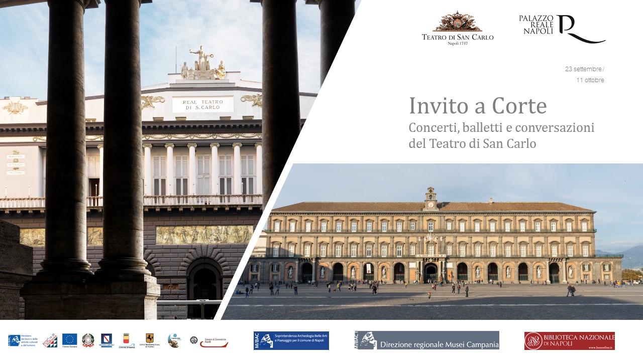 Invito a Corte Teatro San Carlo Napoli