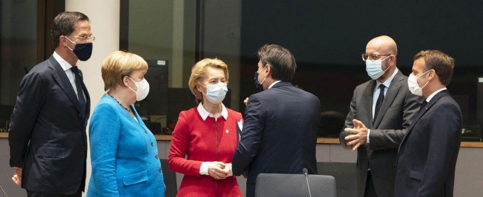 Leader Europei