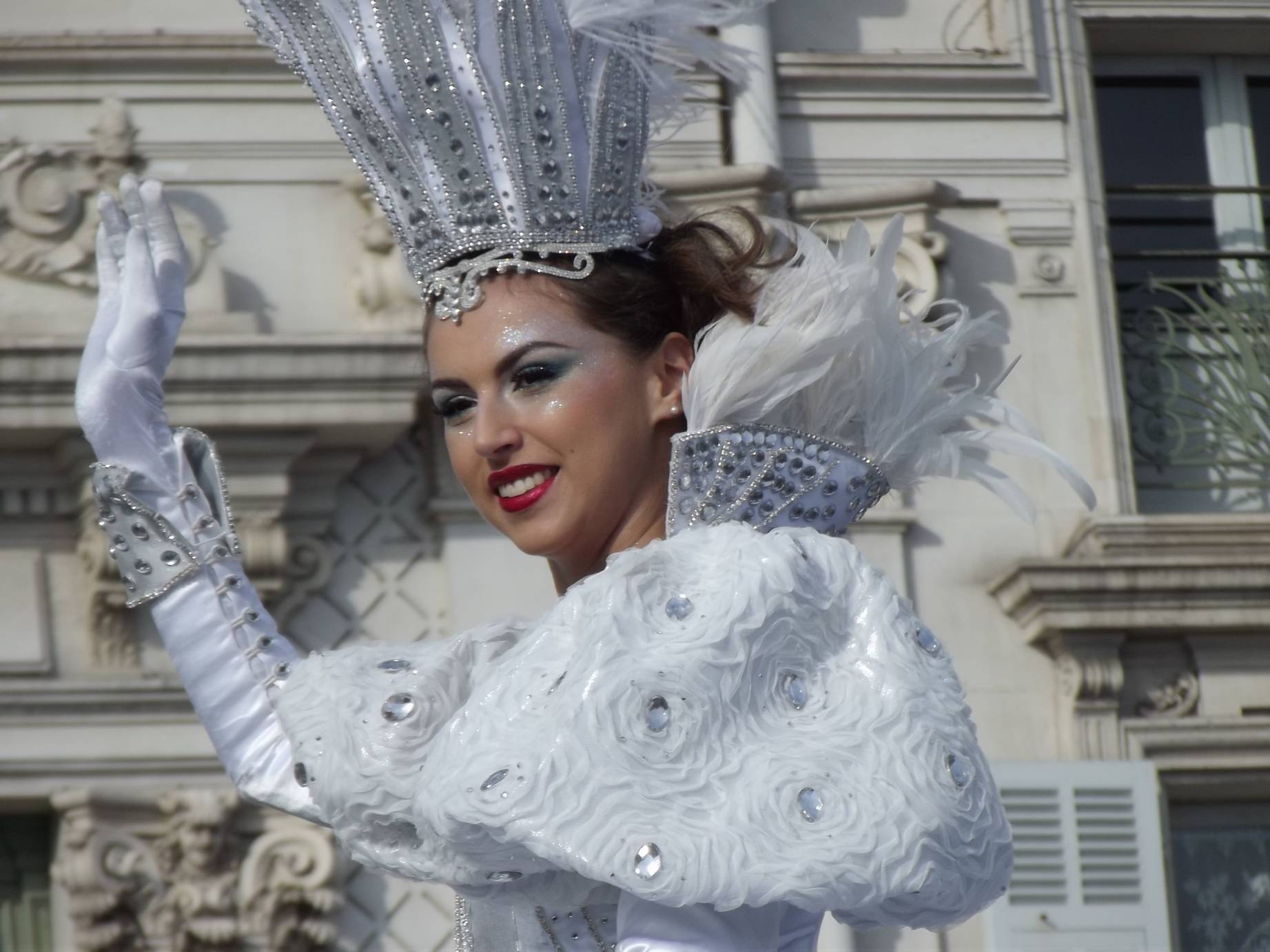 Nizza Fanny la regina del Carnevale