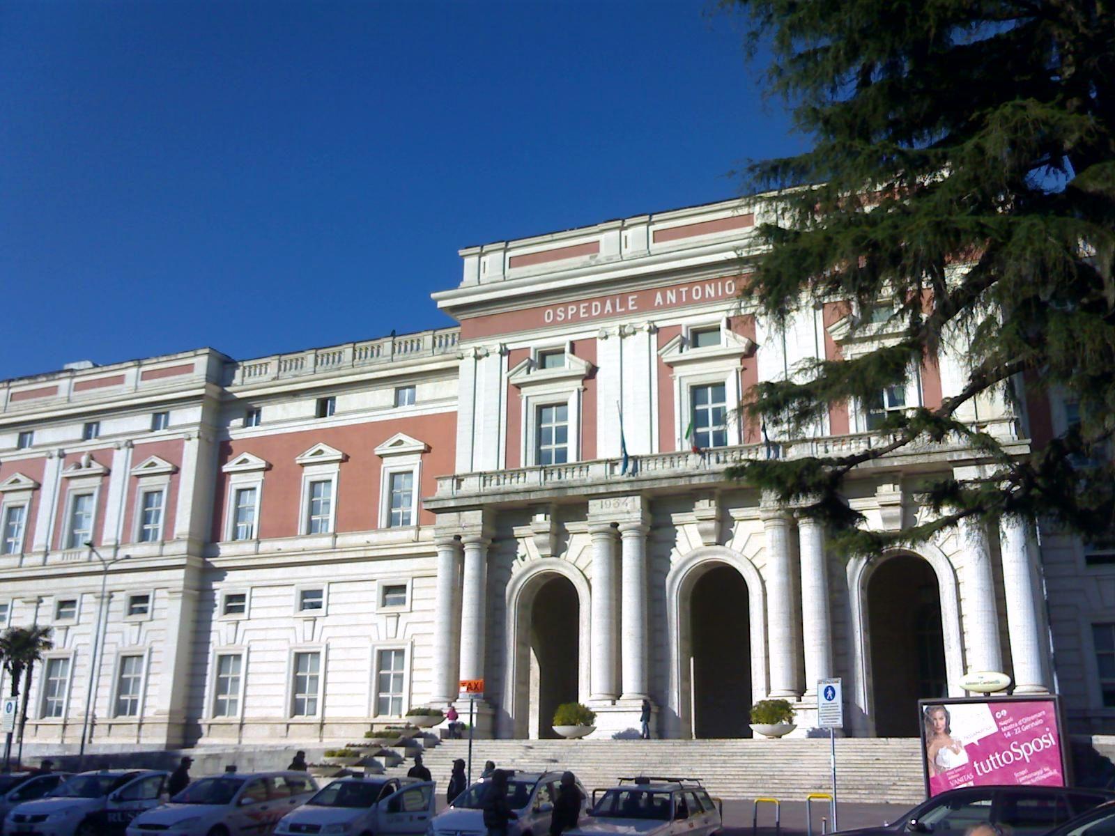Ospedale Cardarelli Naples