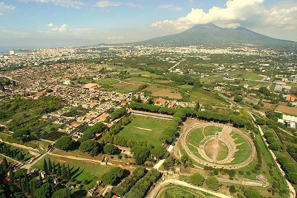 Pompei foto