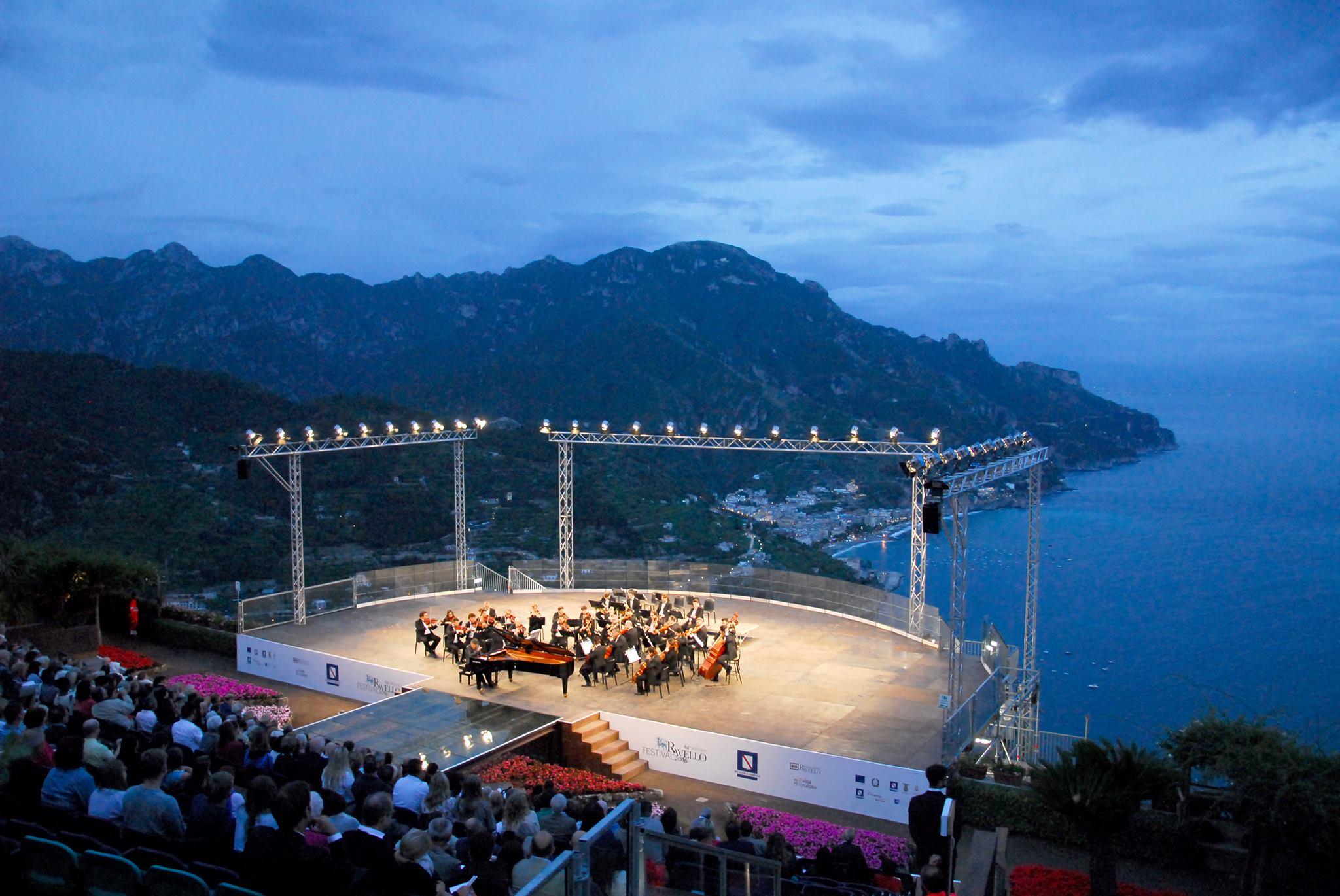 Ravello Festival 2018 Programma dei Concerti e Spettacoli
