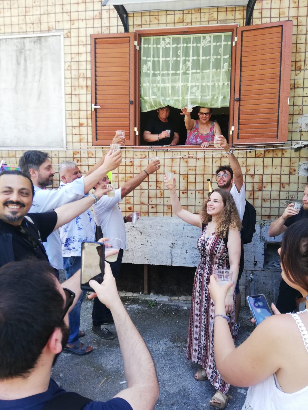 Residenti Rione Luzzatti
