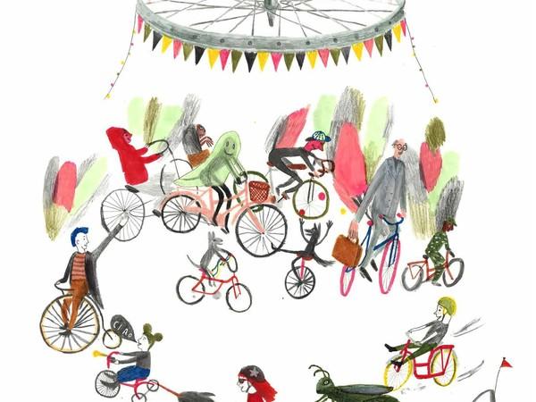 Sai andare in bici