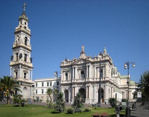 Sanctuarium Beatae Mariae Virginis Pompeianum