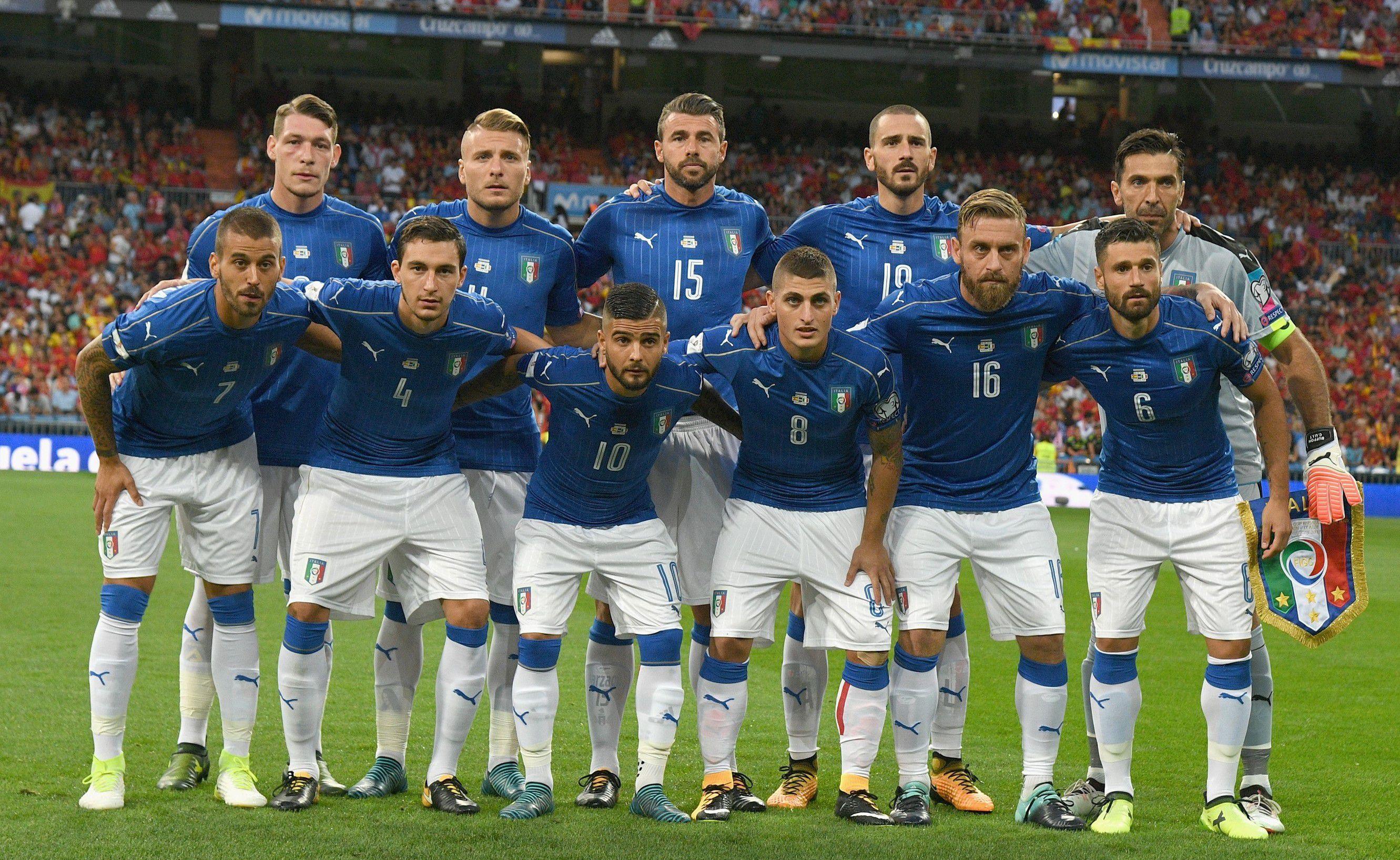 acquistare biglietti partite Nazionale Italiana di Calcio