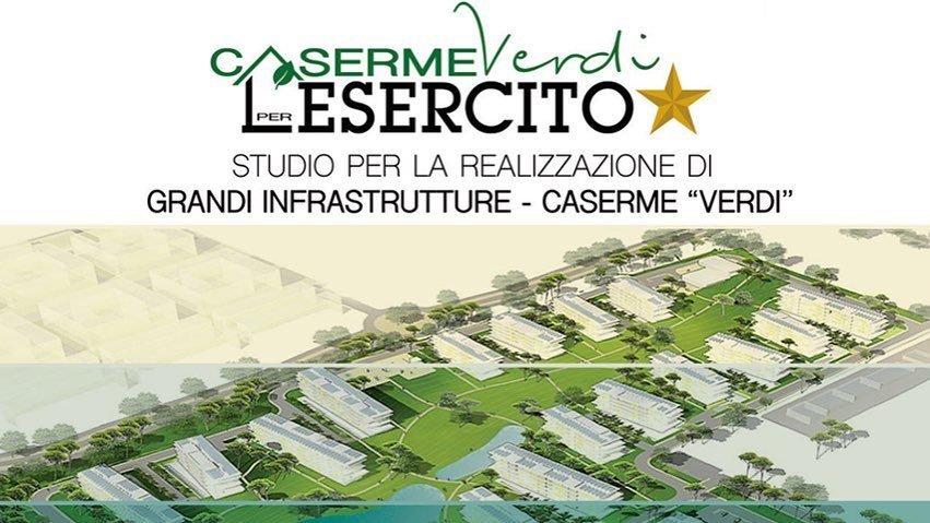 cropped caserme verdi per l esercito studio per la realizzazione di grandi infrastrutture caserme verdi