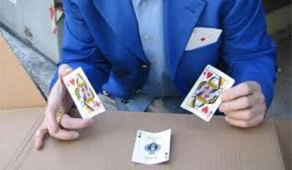 gioco 3 carte