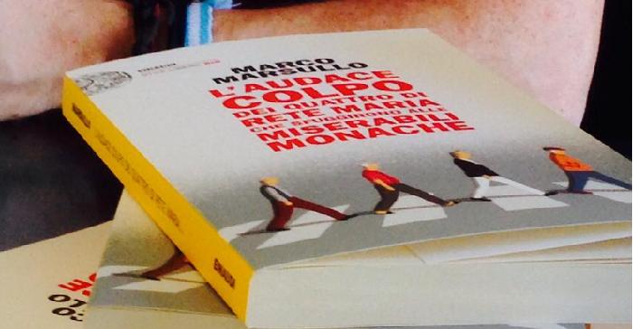 Marco Marsullo e il suo ultimo libro