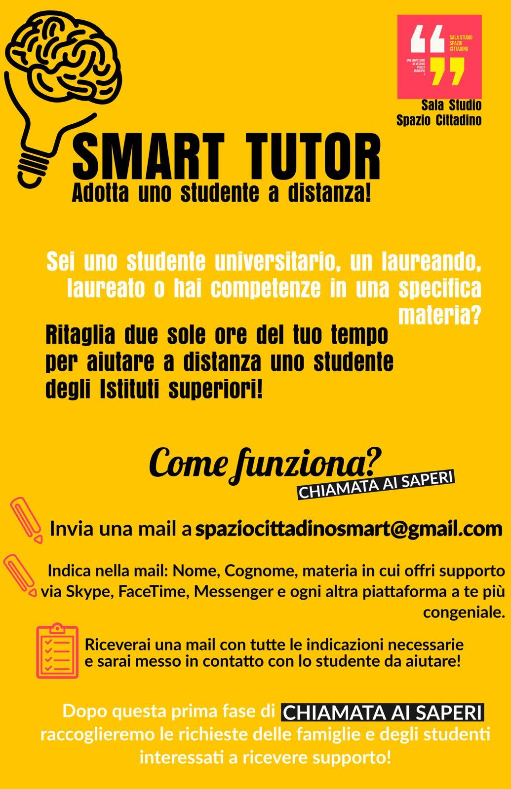 smart tutor 2020 san sebastiano al vesuvio